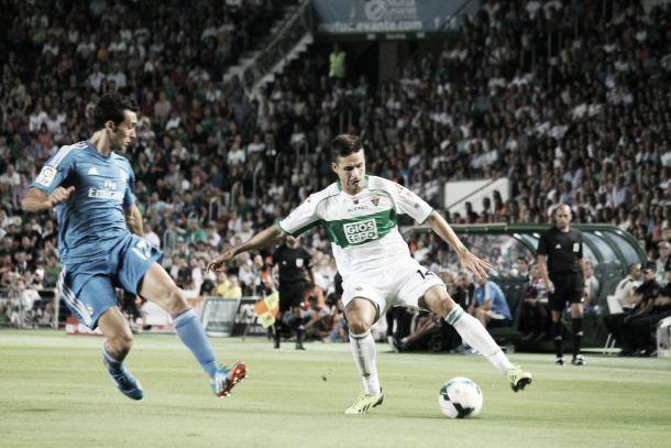 Diretta Real Madrid - Elche in Liga spagnola