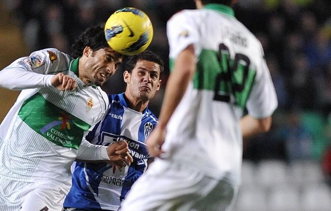 Alcoyano 4-0 Elche: el torrente goleador llega tarde
