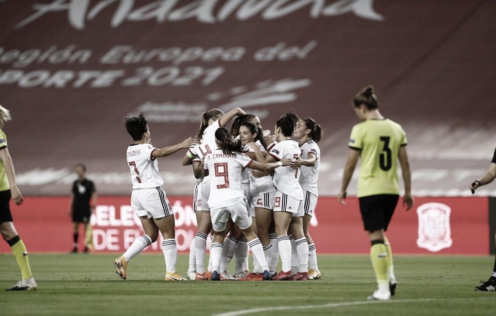 'La Roja' anhela asegurar la clasificación a la Eurocopa 2022