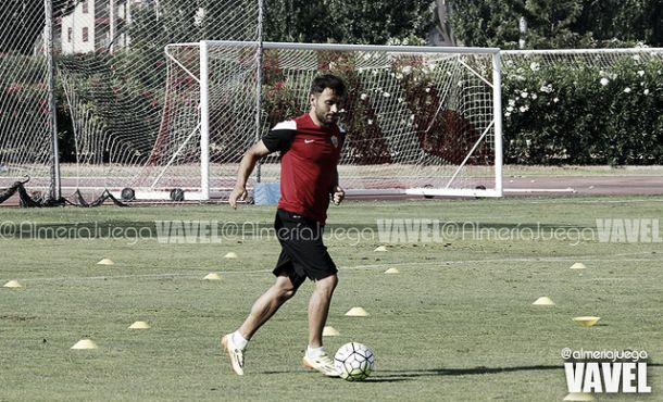 """Eldin Hadzic: """"Me encuentro bien, sin molestias y con muy buenas sensaciones"""""""