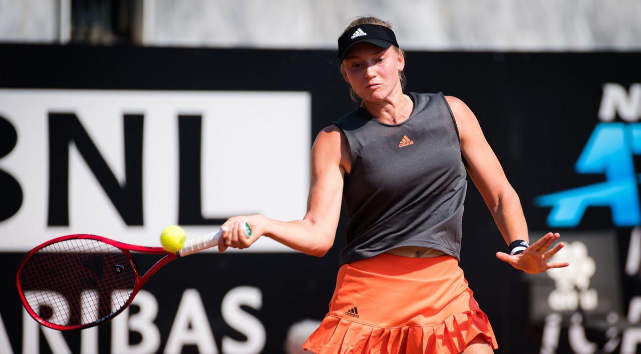 WTA Rome Day 1 wrapup: Rybakina, Mertens cruise; Riske, Vekic upset