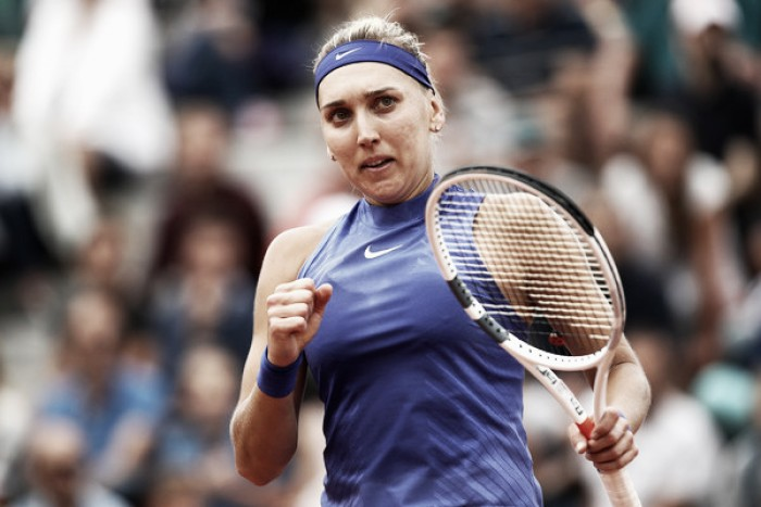 WTA Rogers Cup: Elena Vesnina eases past tricky opening test