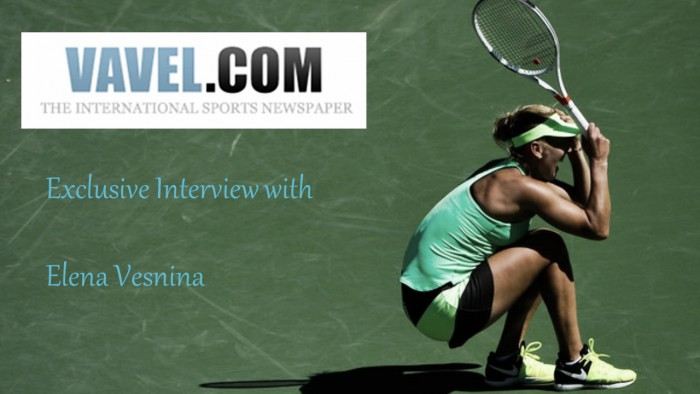 VAVEL USA Exclusive Interview: Elena Vesnina talks her 2017, upcoming goals for the new season