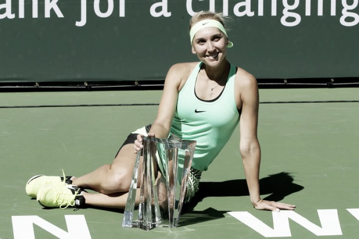 2017 midseason review: Elena Vesnina