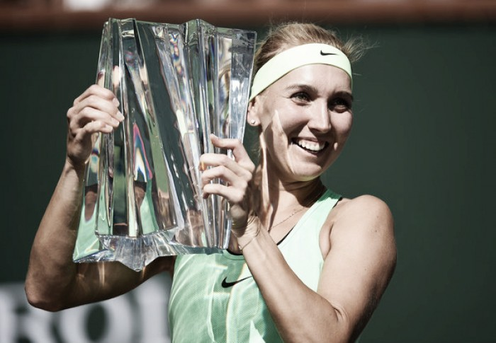 2017 French Open player profile: Elena Vesnina
