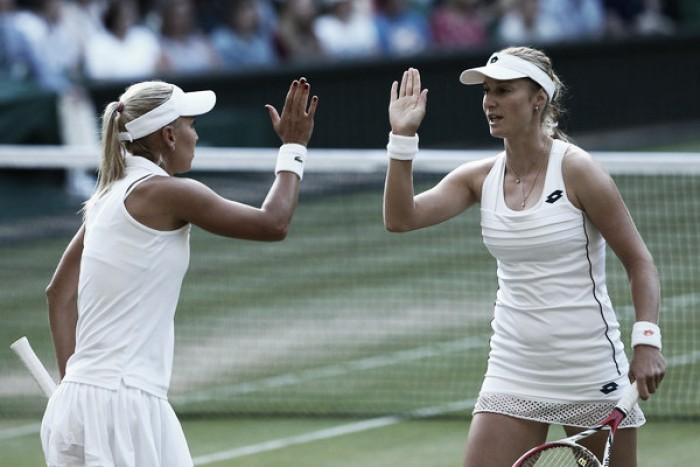Wimbledon: Ekaterina Makarova and Elena Vesnina progresses to their second final in three years