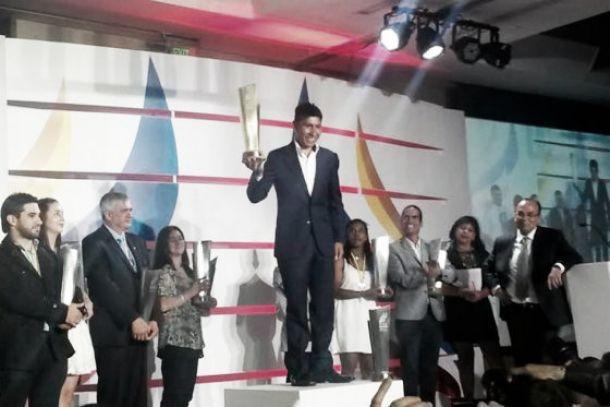 Nairo Quintana, el mejor deportista 2014 de El Espectador – Movistar