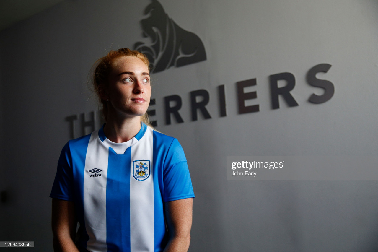 Huddersfield Town Women 3-2 Derby County Women: Terriers progress to Women's FA Cup fifth round as last remaining amateur side