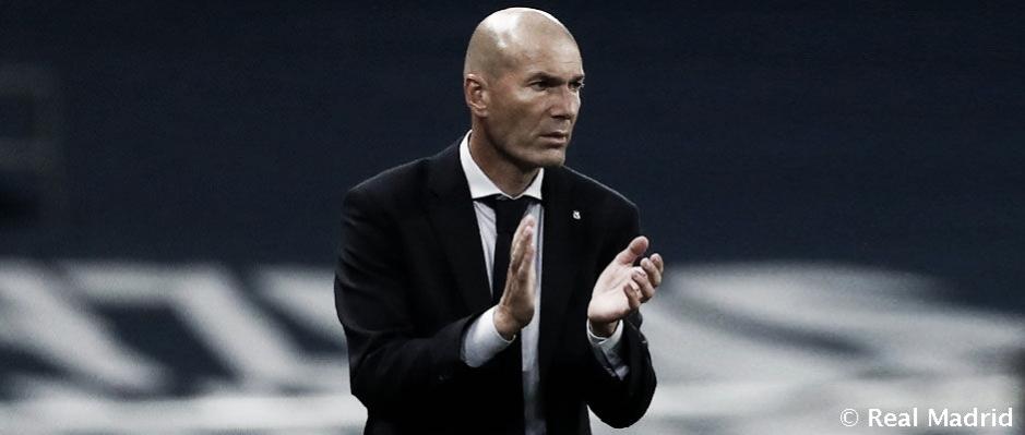"""Zidane: """"Tenemos que seguir con lo que estamos haciendo"""""""