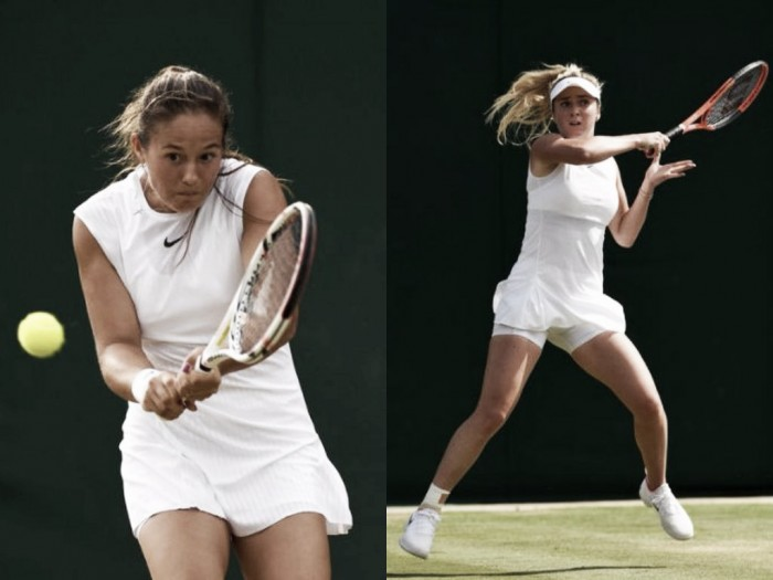 WTA Rogers Cup second round preview: Elina Svitolina vs Daria Kasatkina