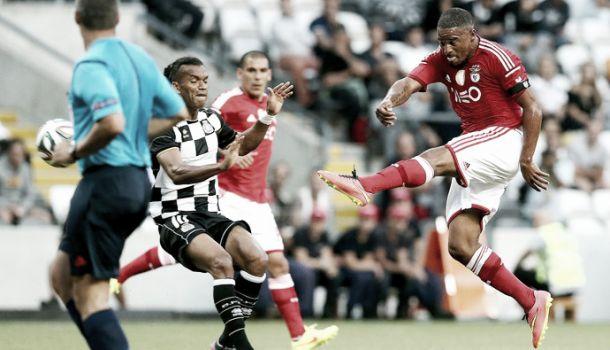 Benfica vence Boavista pela margem mínima