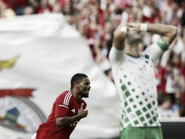 Moreirense x Benfica: Vai a confiança no lugar de Nico