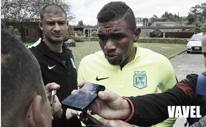 """""""Estoy contento por el resultado que conseguimos"""", Elkin Blanco"""
