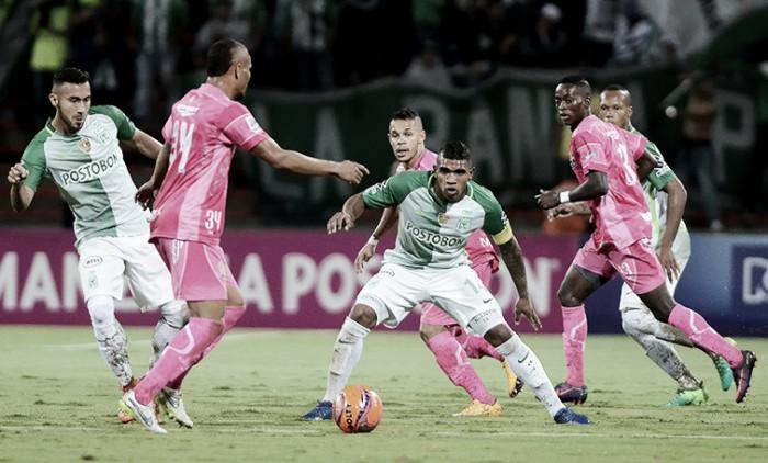 Elkin Blanco anhela ser titular en el primer equipo 'verdolaga'