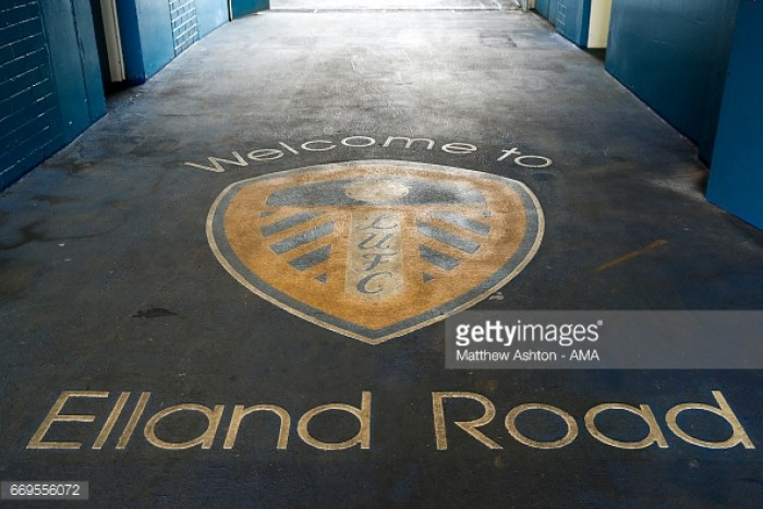 Signing joined new teammates on Wednesday evening, mystery over Leeds transfer fee