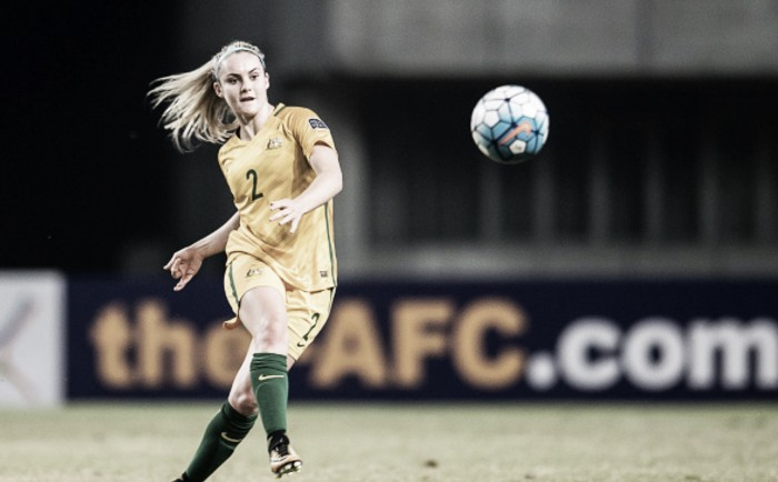Portland Thorns FC to sign Ellie Carpenter