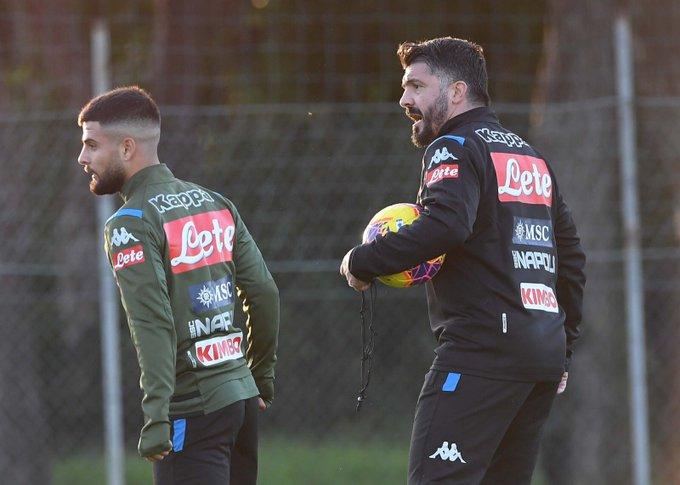 Napoli, la prima di Gattuso: al San Paolo arriva il Parma