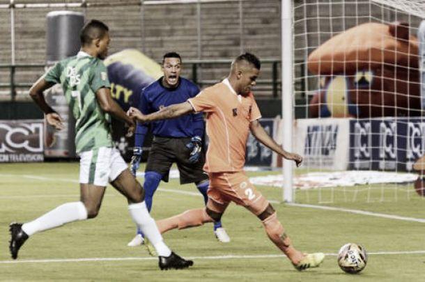 Deportivo Cali cae en el fortín de Palmaseca