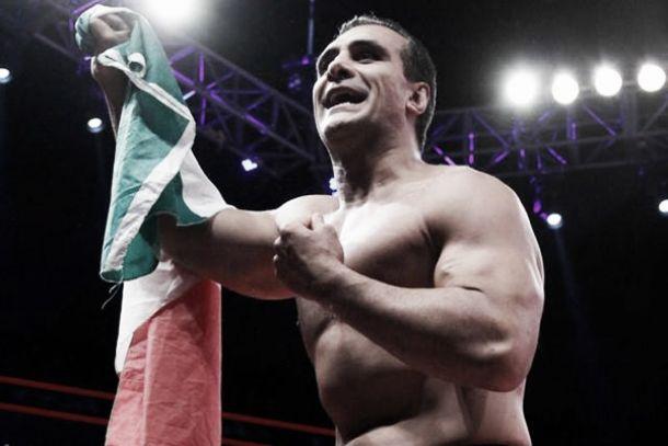 Debut triunfante de El Patrón Alberto en Ring Of Honor