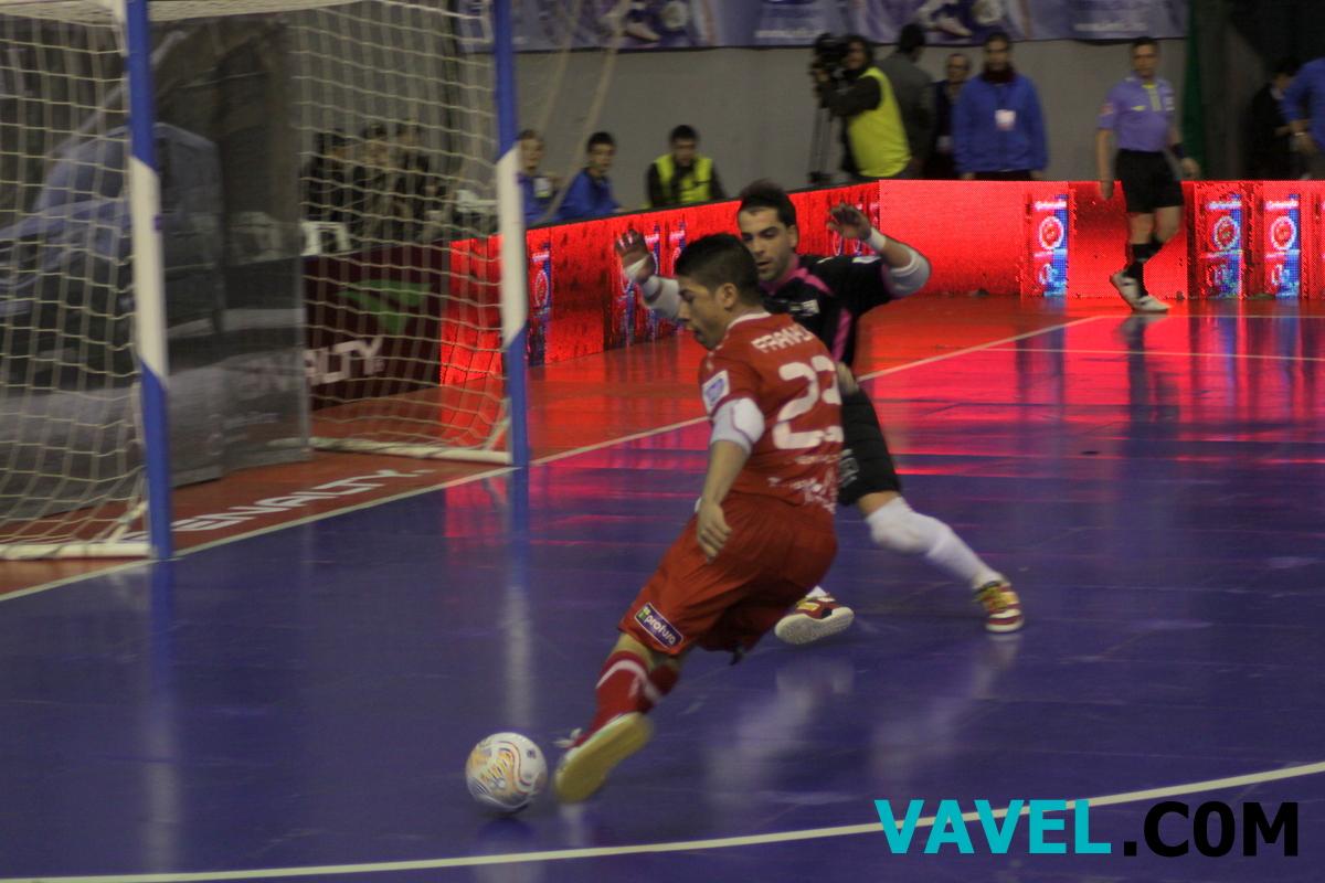 ElPozo Murcia, finalista de la Copa de España