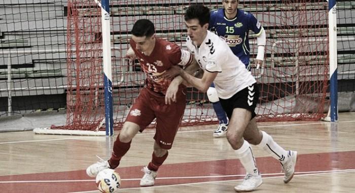 Resumen J12 Segunda División LNFS: ElPozo y Valdepeñas comandan la tabla