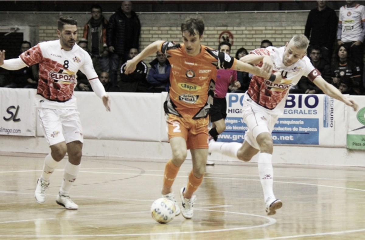 Previa ElPozo Murcia - Aspil Vidal Ribera Navarra: batallas diferentes donde sólo puede ganar uno