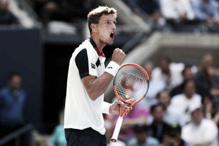 US Open: Pablo Carreno Busta eases into first Grand Slam semifinal