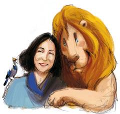 """""""El león y el pájaro jardinero"""", una fábula emocional"""