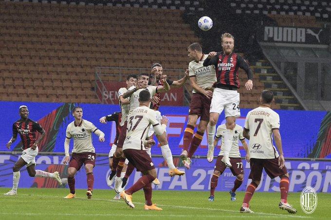 Gol, spettacolo e veleni: 3-3 tra Milan e Roma