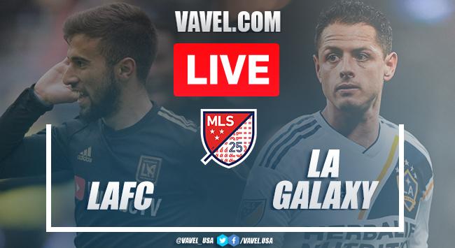 Goles y Resumen: LAFC 6-2 LA Galaxy en MLS 2020