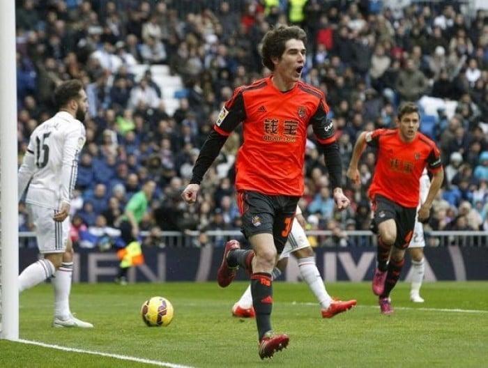 El Bernabéu de Elustondo (casi) un año después
