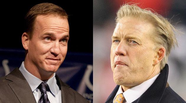 Los Denver Broncos son los elegidos por Peyton Manning