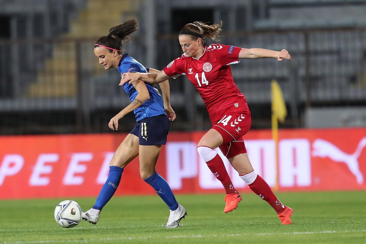 Qualificazioni Europei inglesi 2022: La Danimarca è perfetta. 3-1 all'Italia