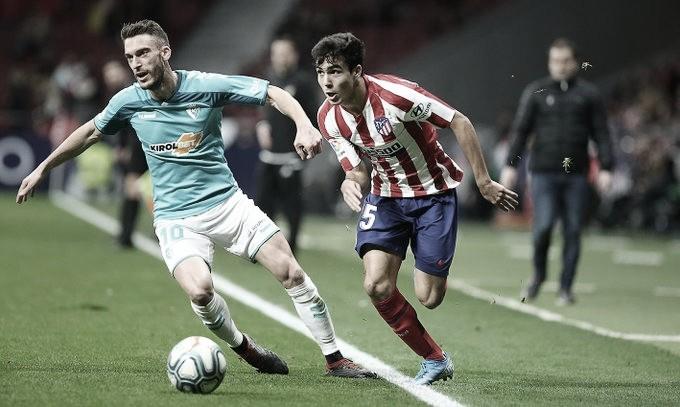 Manu Sánchez, convocado para la sub 21