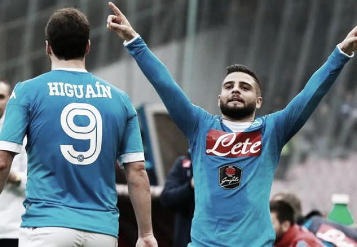 """Mania Napoli, Empoli K.O. Sarei: """"Buona prova, ora testa alla Lazio""""."""