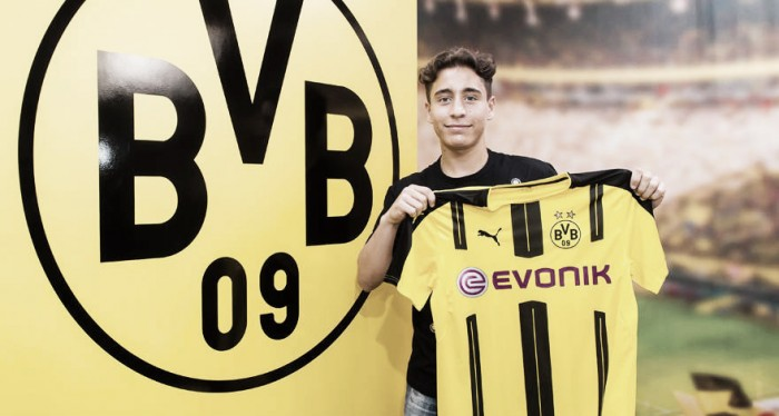 Mor makes Dortmund move