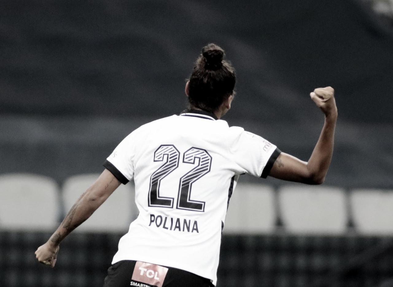 Foto: Divulgação/Twitter Corinthians Futebol Feminino