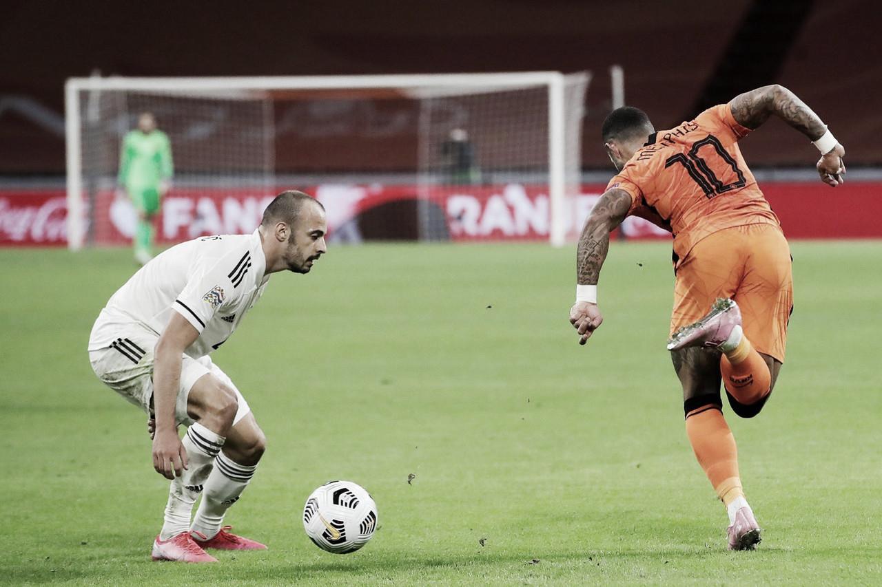 Foto: divulgação/Seleção Holandesa