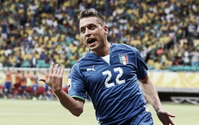 Giaccherini relishing Bologna opportunity