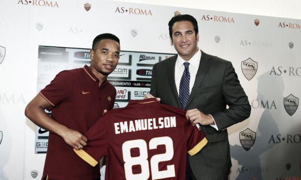 """Roma, Emanuelson: """"Voglio giocare"""""""