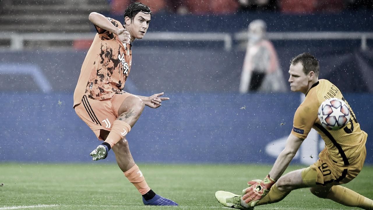 Gols e melhores momentos Juventus 2x1 Ferencvárospela Champions Leauge