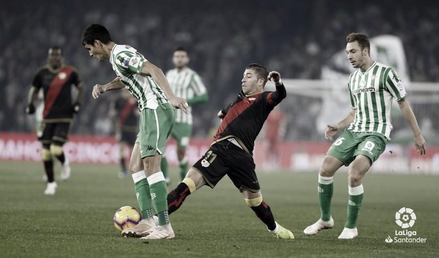 Entradas para el Rayo - Real Betis de la Copa del Rey