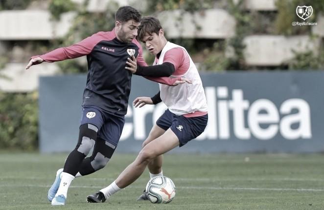 Planificación de la semana de entrenamientos de cara al partido contra el Huesca