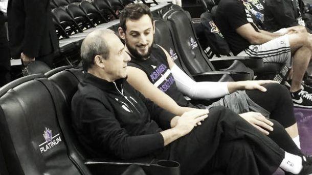 "ItalBasket, Messina: ""Importante arrivare sani al Preolimpico"""