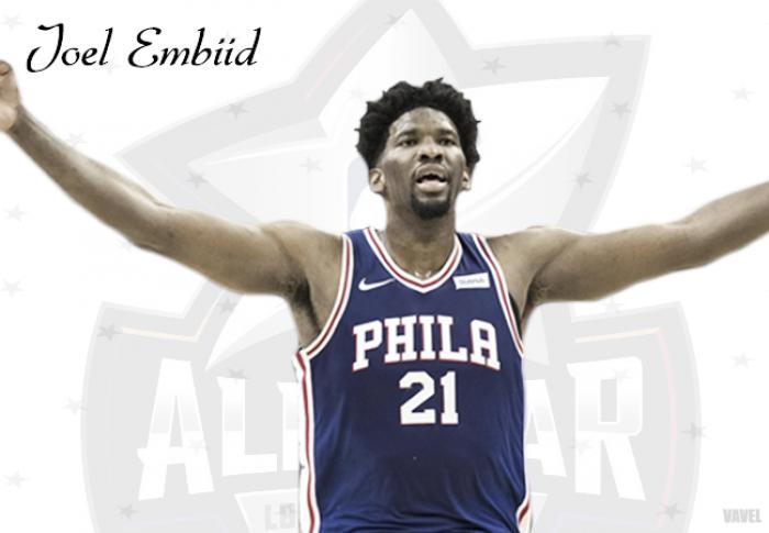 Guía NBA VAVEL All-Star 2018: Joel Embiid, una estrella en proceso