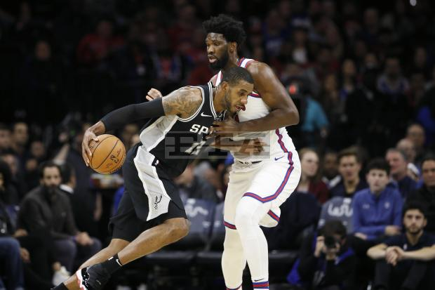 76ers Defeat the Spurs: Popovich's First Ever 8-Game Losing Streak