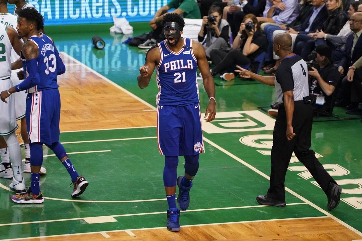 NBA Playoffs - La delusione e le difficoltà dei Philadelphia Sixers dopo gara-2