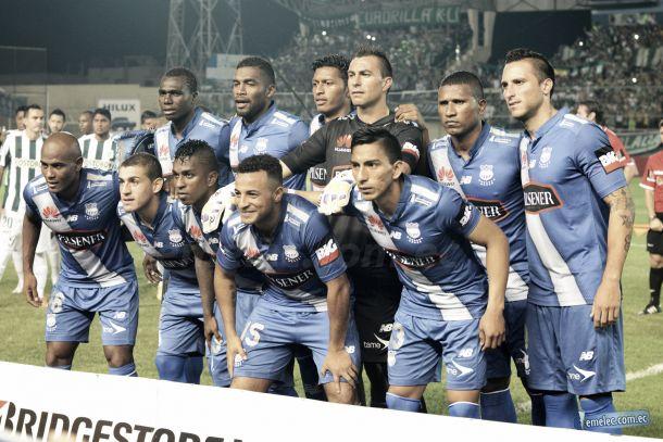 Emelec encara Tigres no jogo de abertura das quartas de final da Libertadores