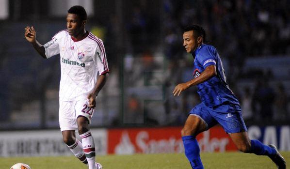 Sigue el Emelec - Fluminense minuto a minuto