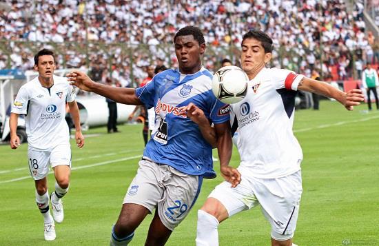 Emelec - Liga de Quito, así lo vivimos
